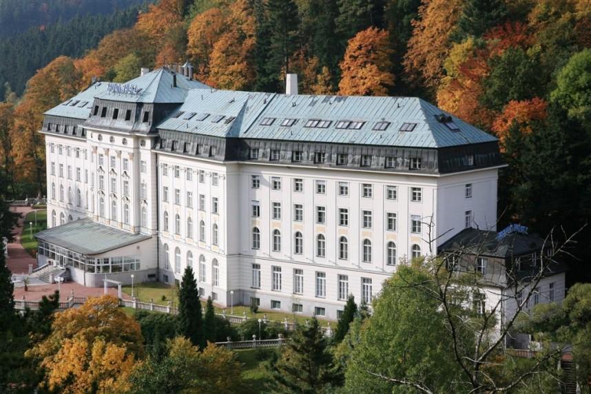 Radium Palace Яхимов