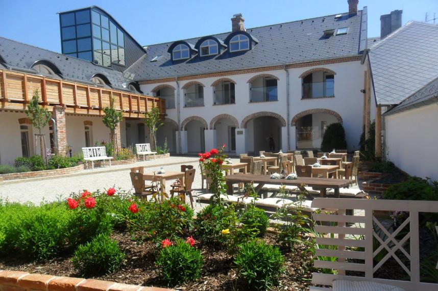 Курорт в Слатинице