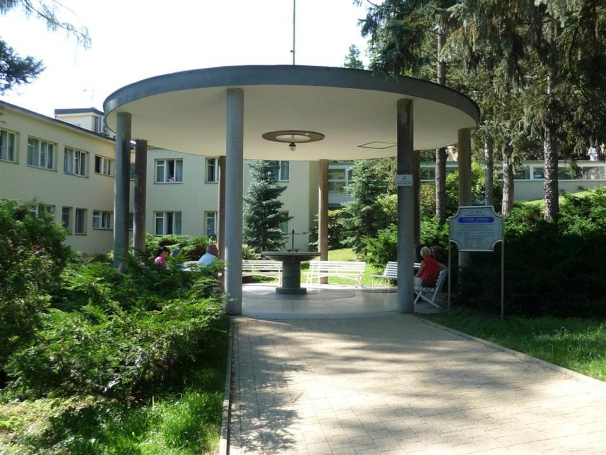 Лечебный курорт в Теплице над Бечвой
