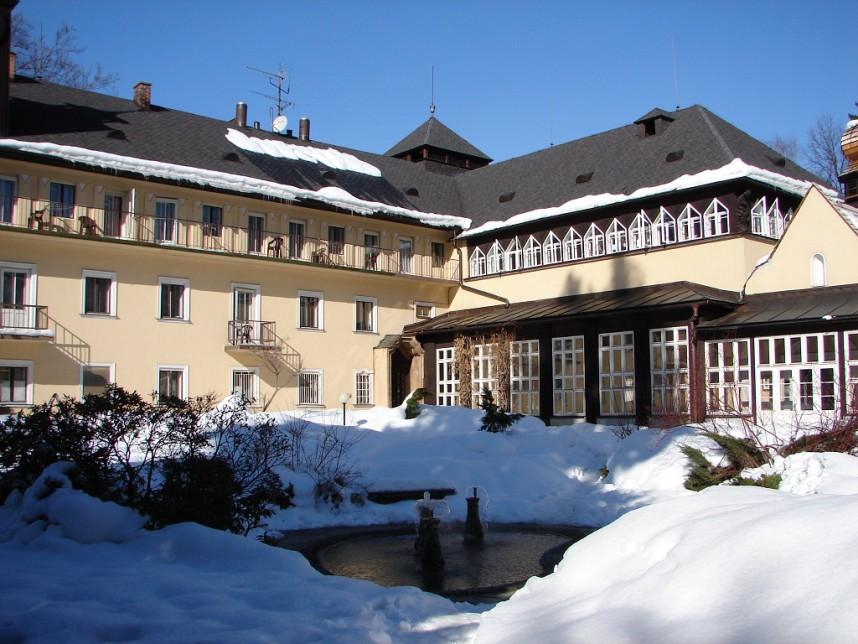 SPA-отель, Велке Лосины