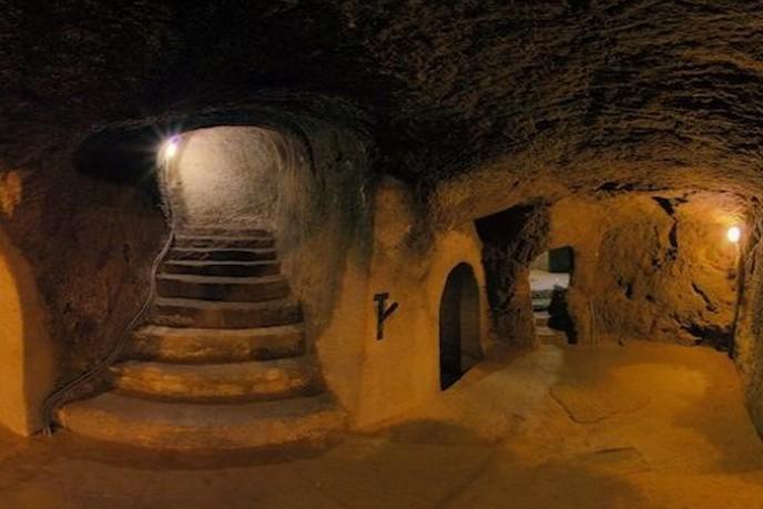 Подземелье в Зноймо