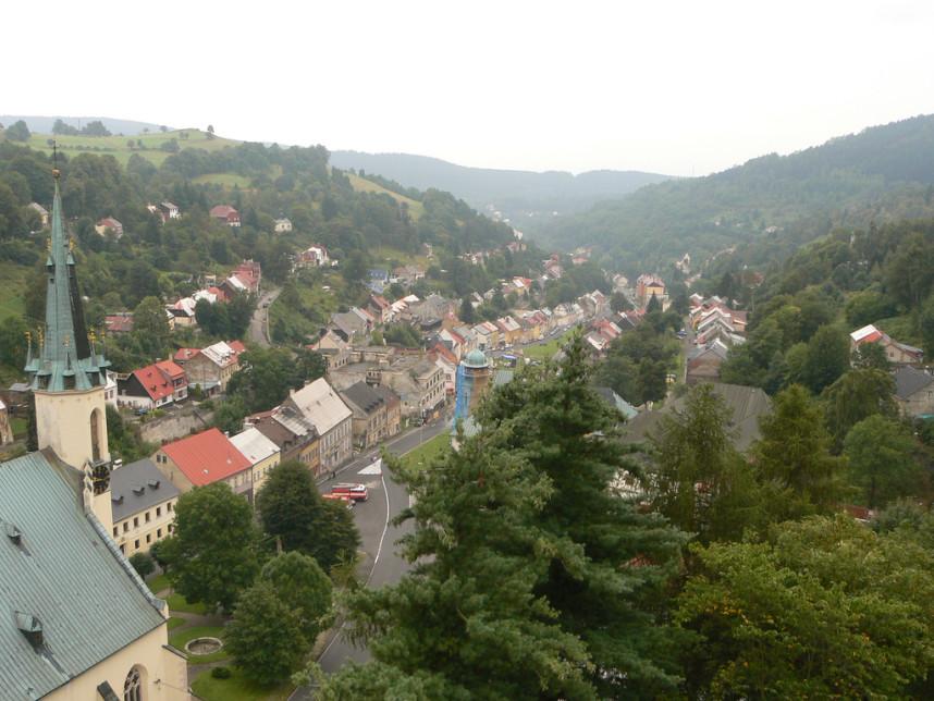 Яхимов, Чехия