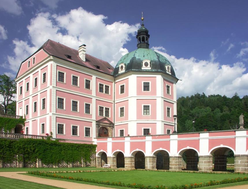 Замок Бечов-над-Теплоу