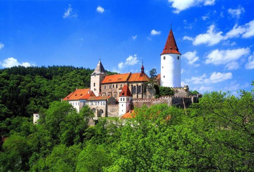 Маленовицкая крепость