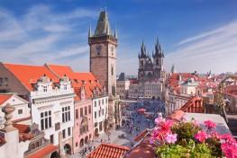 Столица Чехии — Прага
