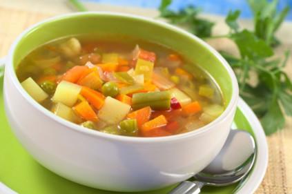 Чешский суп « Полевка »: пошаговый рецепт приготовления