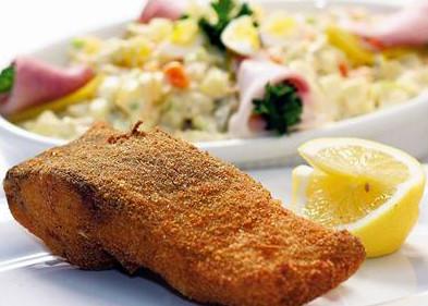 Рыба в чешской кухне