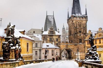 Погода в Чехии: чего ждать летом и зимой?