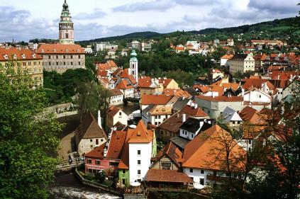 Какие памятники Чехии самые посещаемые? Часть 1
