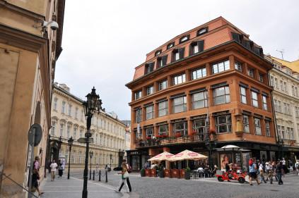 Необычные экскурсии по геометрической Праге