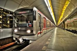 В Праге построят новую линию метро