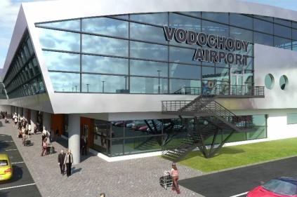 Недалеко от Праги хотят построить еще один аэропорт