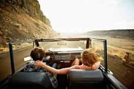 Основные законы путешествия на автомобиле