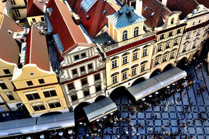 Как забронировать отель в Чехии?