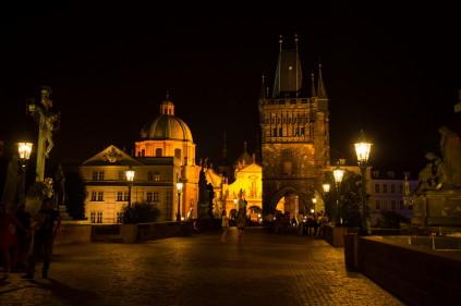 Прага: охота на привидений