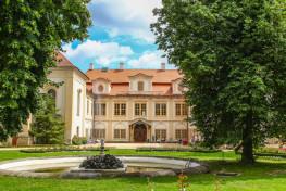 Малоизвестные замки Чехии