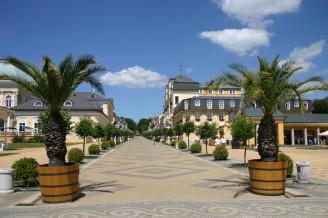 Курорт Франтишковы Лазни