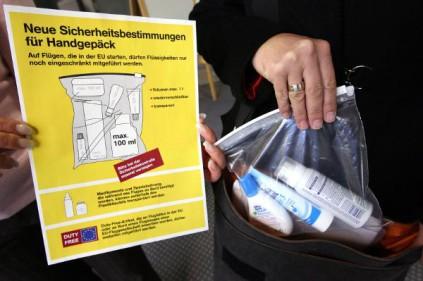 Туристам на заметку: в российских аэропортах введен запрет на жидкость в ручной клади