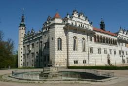 Замок Литомышль — гордость Чехии