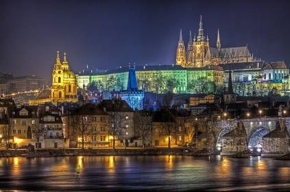Пражский Град – гордость Чехии