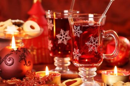 На рождественских рынках запретили продажу грога и пунша
