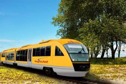 Первые частные поезда в Чехии