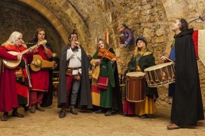 В Праге летом состоится фестиваль трубадуров