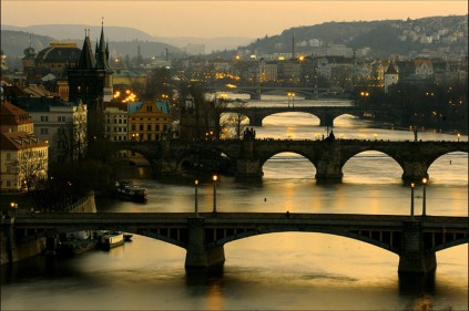 В Чехию самостоятельно