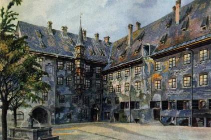 В Чехии нашли часть картин Гитлера