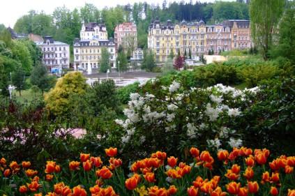 В мае в Карловых Варах открывается курортный сезон