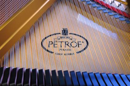 В Чехии открылся музей фортепиано
