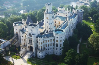 Крепости и замки Чехии