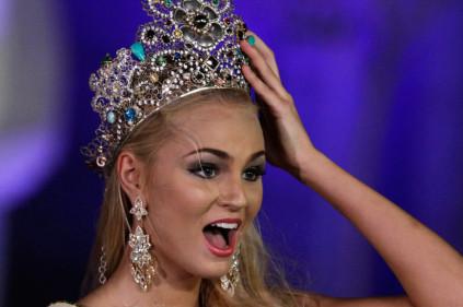 Чешская красавица победила в «Мисс Земля 2012»
