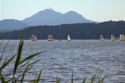 Отдых на озерах Чехии