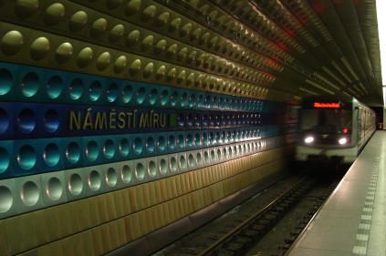 Зеленую линию пражского метро продлевают