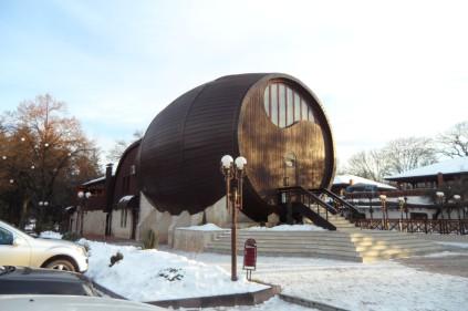 Чехия: в Либерце открывается ресторан в бочке