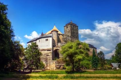 В чешских замках можно посетить «13-ую комнату призраков»