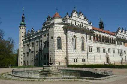 В замке Литомышль 14 февраля пройдет праздник поцелуев