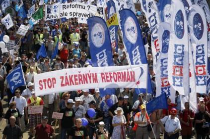 Будет ли смена власти в Чехии?