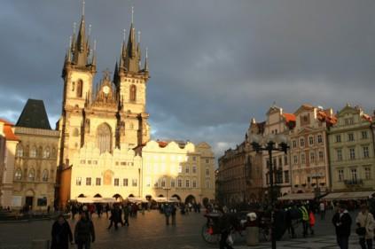Чехия из Перми