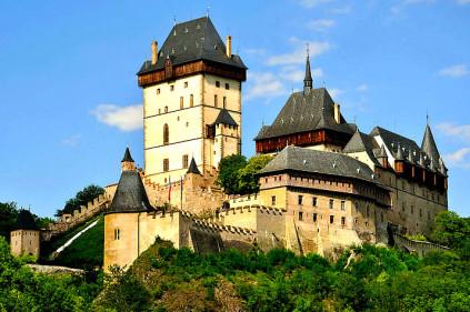 Крепость Карлштейн открылась для посетителей в первый день весны