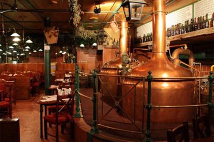 Составлен рейтинг чешских мини-пивоварен