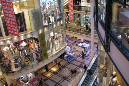 Большинство покупок в Чехии совершают россияне