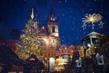 Сказочный Новый год в Праге 2013 (цены, отзывы)
