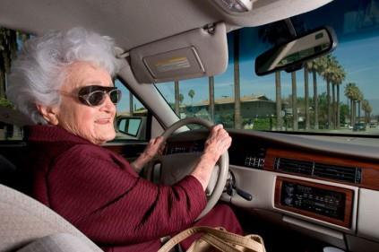 Чехия вводит новые правила для немолодых водителей