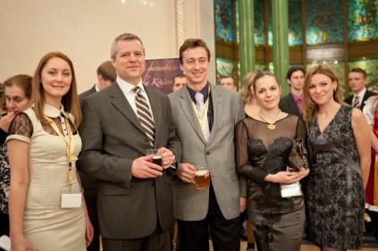 В посольстве Чехии состоялось закрытие пивного фестиваля
