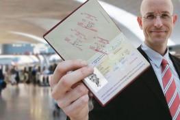 Оформление Шенгенской визы в Чехию