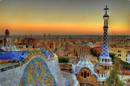 Как добраться из Праги в Барселону?