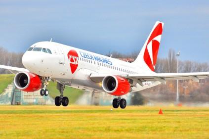 Чешские авиалинии - Czech Airlines