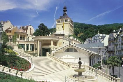 Известнейший курорт Карловы Вары